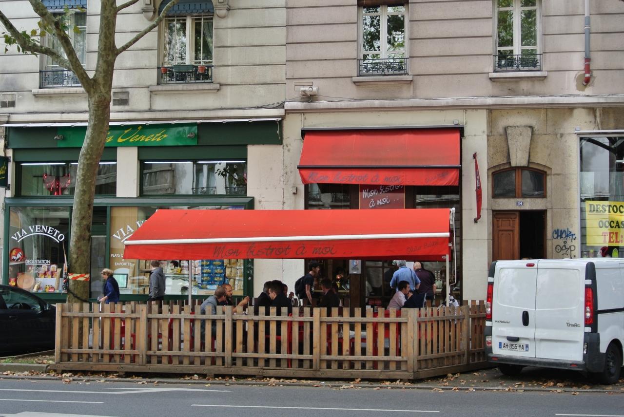 Restaurant Lyon Mon Bistrot  Ef Bf Bd Moi