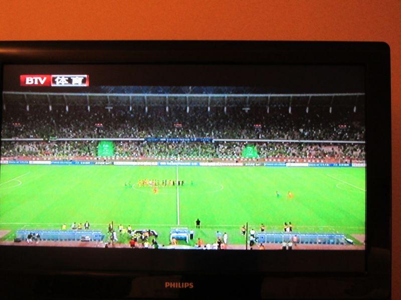 北京国安(サッカー)ホームスタジアム&コンサート開催される体育館