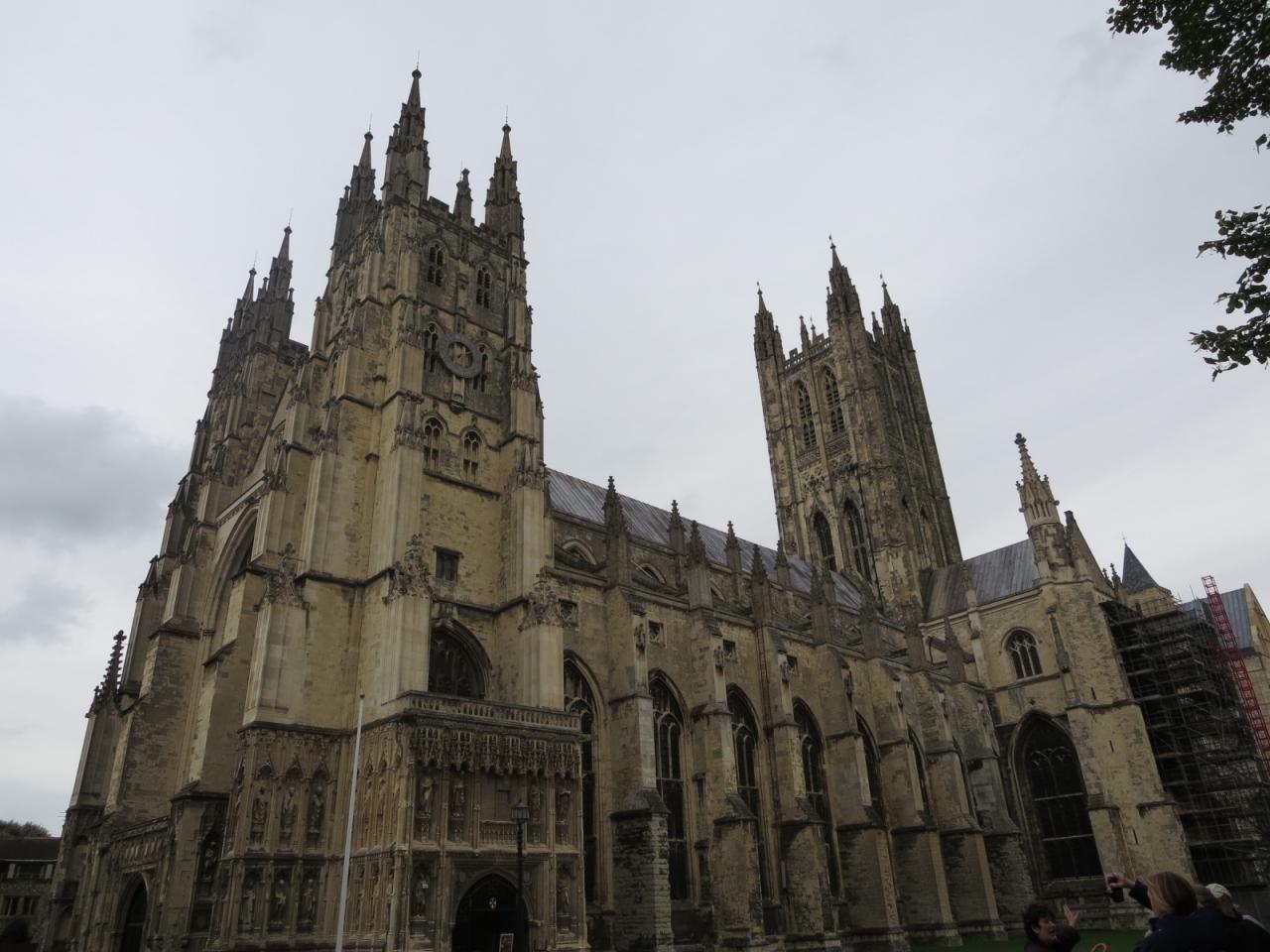 カンタベリー大聖堂の画像 p1_34