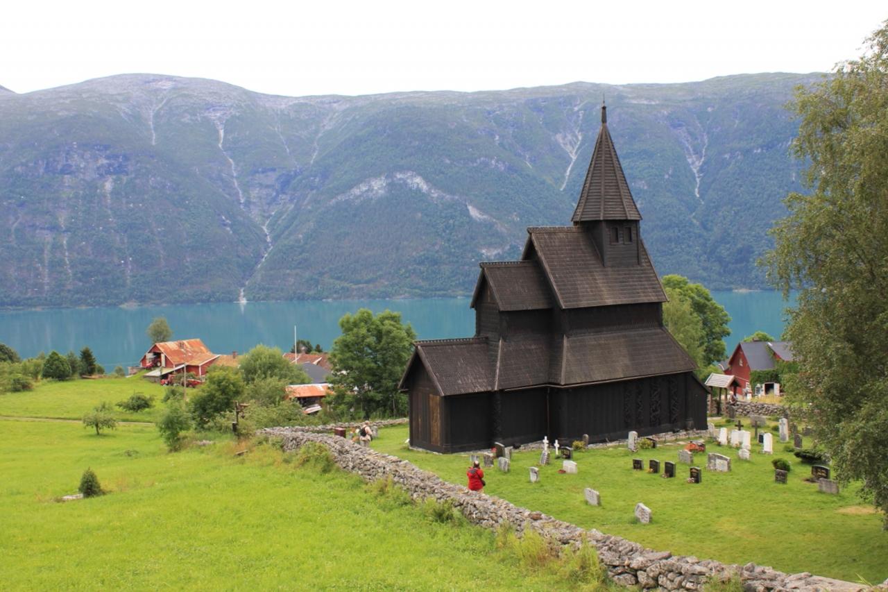 ウルネスの木造教会の画像 p1_29