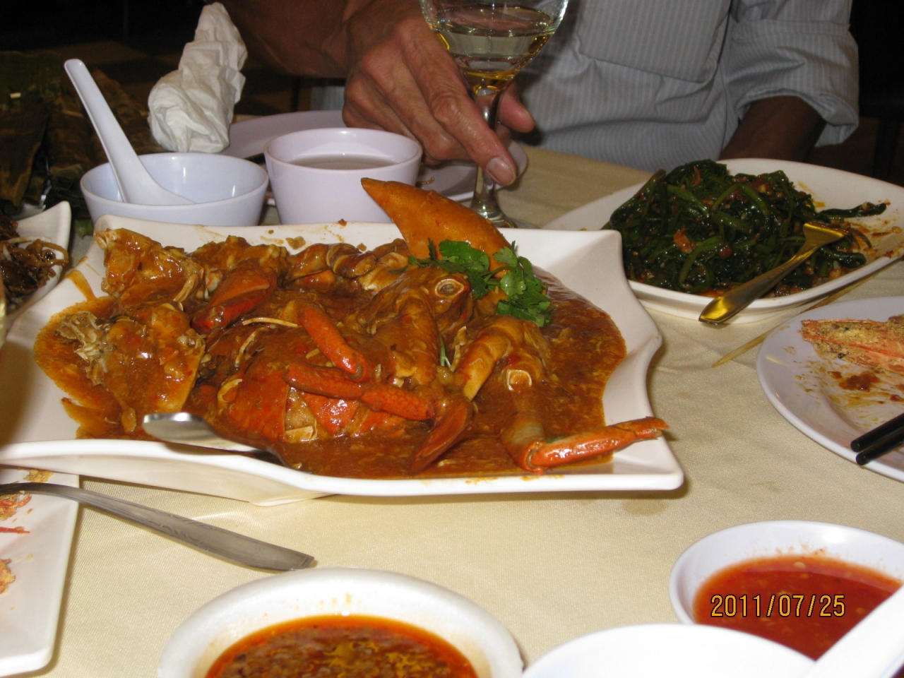 By teruteru for The east asian dining t nagar