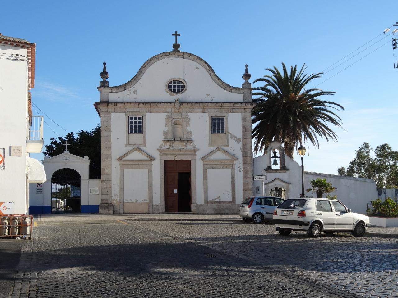 ミゼリコルディア教会 (ナザレ)Igreja da Misericordia da Pederneira