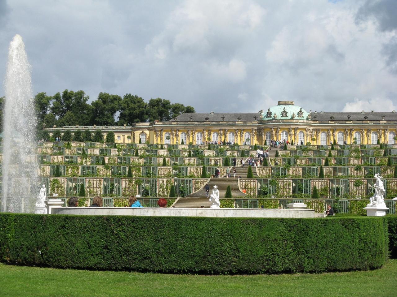 サンスーシ宮殿の画像 p1_35