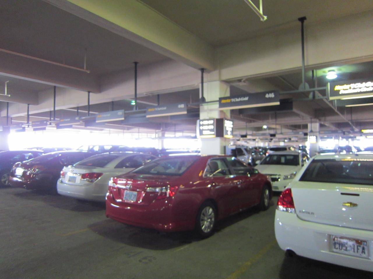 Hertz rental car las vegas mccarran airport 12