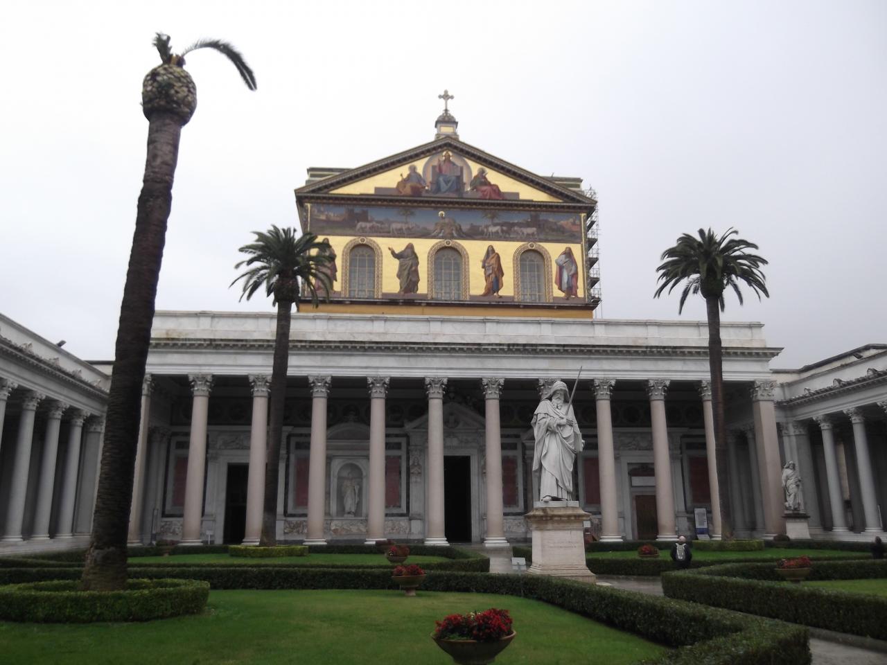 4大聖堂の1つ(一番観光地化されてないかな)