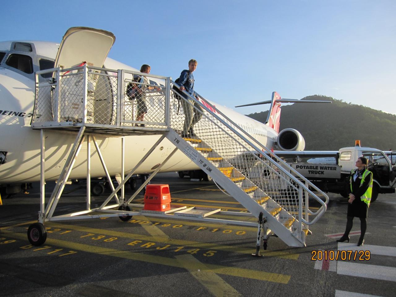 ケアンズ国際空港 (CNS)のクチコミ(4ページ)