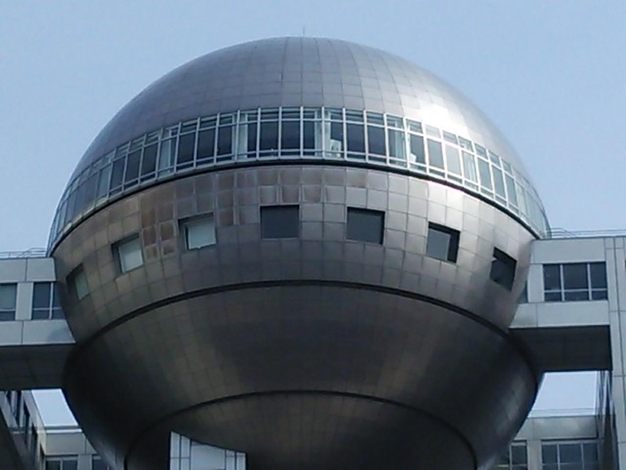 フジTV はちたま フジテレビ本社ビル球体展望室 「はちたま」 観光 クチコミガイド【フォートラ