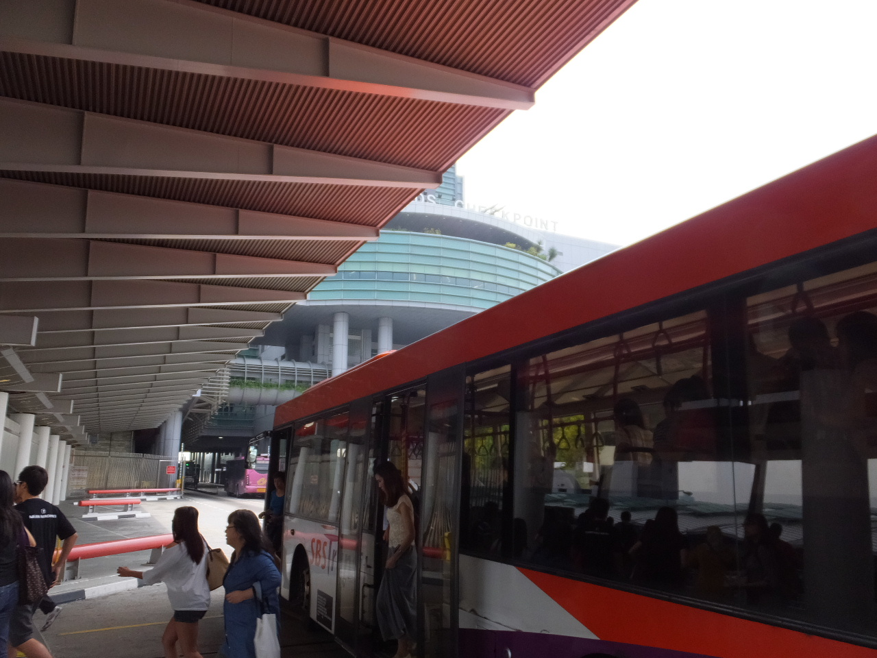 シンガポールビザ・入国・出国クチコミ