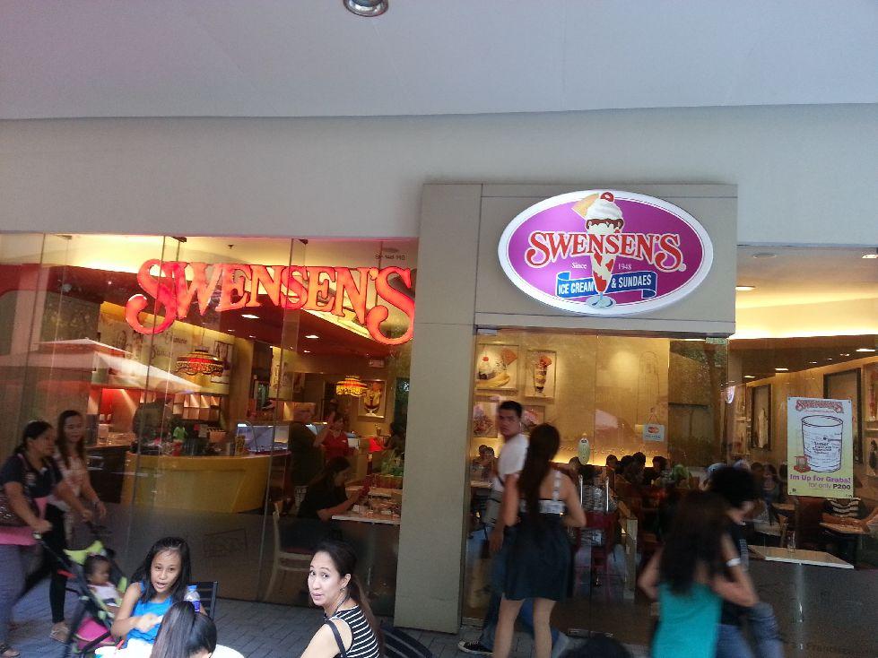 スウェンセン (SMモールオブアジア店)Swensen's (SM Mall of Asia)