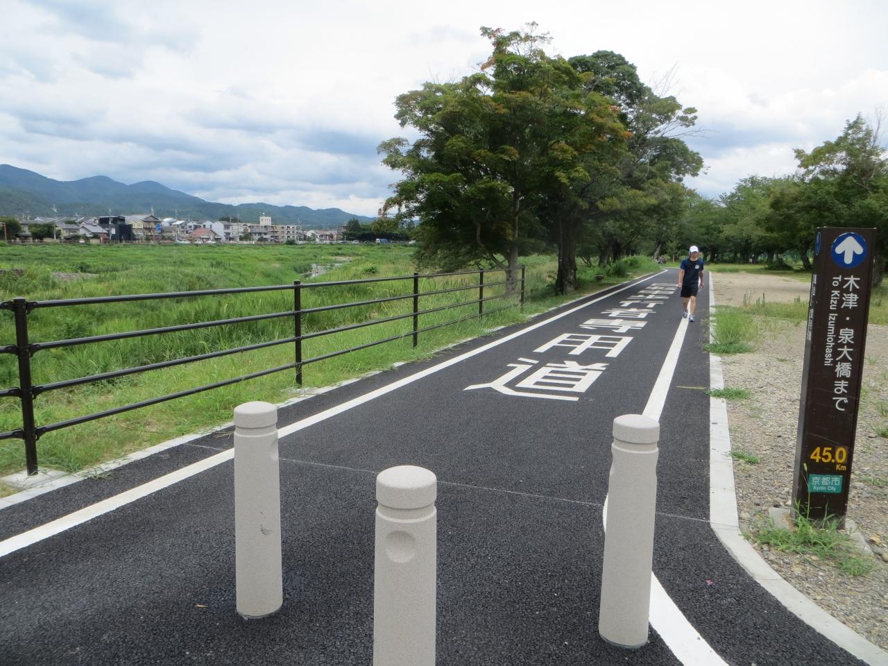 自転車道 大阪市 自転車道 : 最近サイクリングロードが延長 ...
