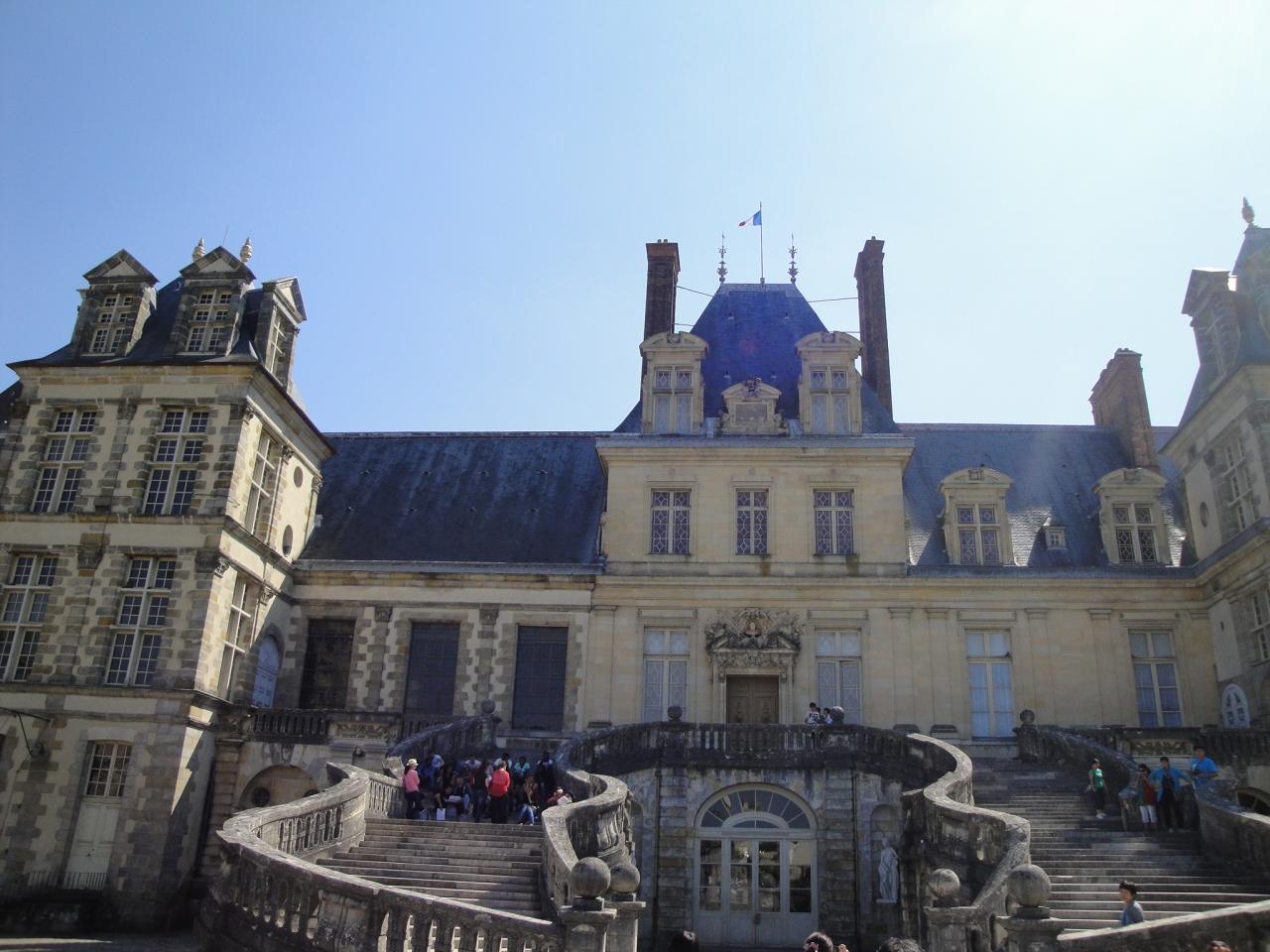 フォンテーヌブロー宮殿の画像 p1_28