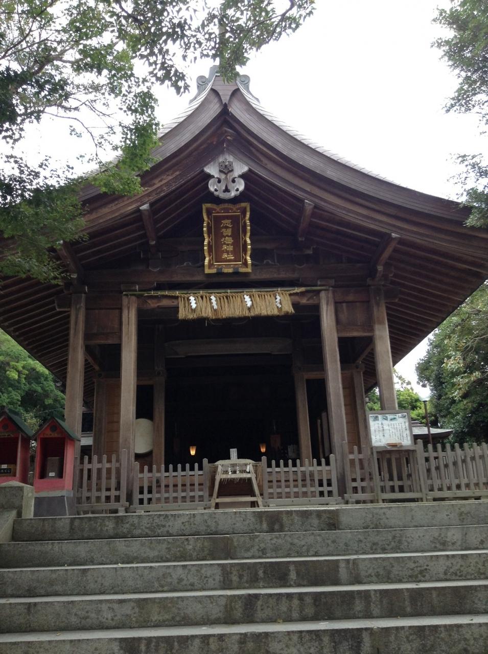 志賀海神社 志賀島