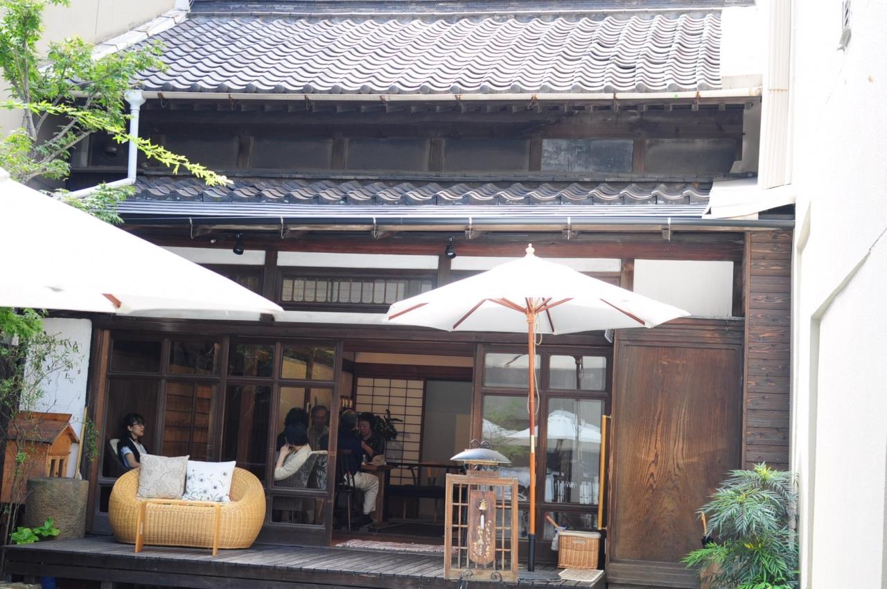 『小倉の隠れ家古民家カフェ』by ARICさん|三木屋カフェの ...