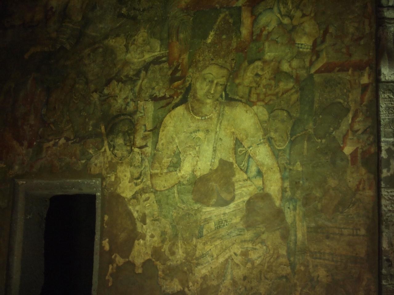 アジャンター石窟群の画像 p1_25