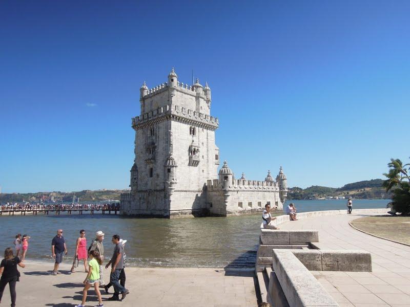 リスボンのジェロニモス修道院とベレンの塔の画像 p1_12