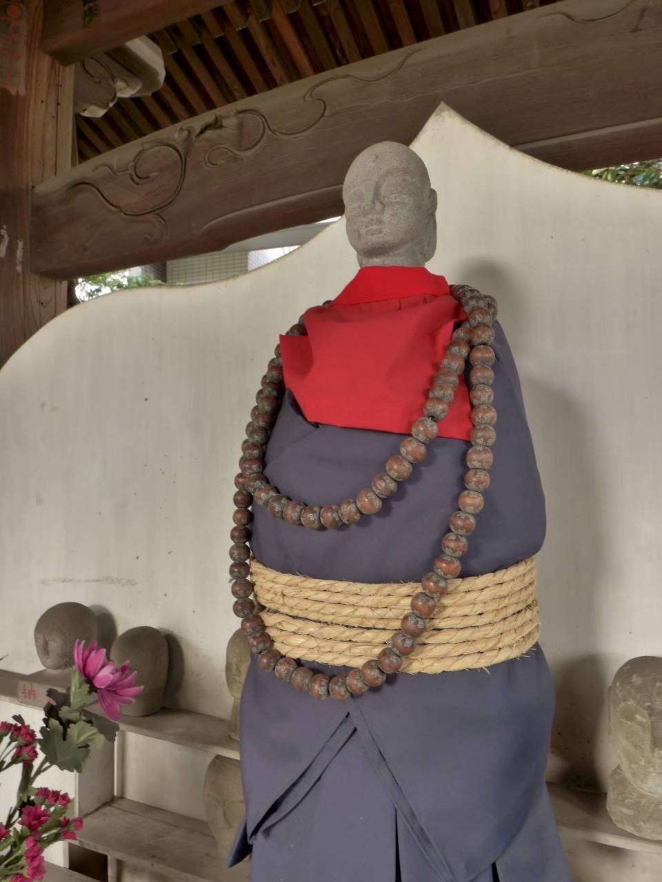 しばり地蔵尊 『「しばり地蔵尊」が珍しい』by Katsumi1956さん|願行寺のクチコミ【フ