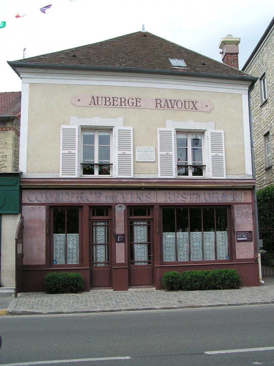 Auberge ravoux maison de for Auberge ravoux maison van gogh