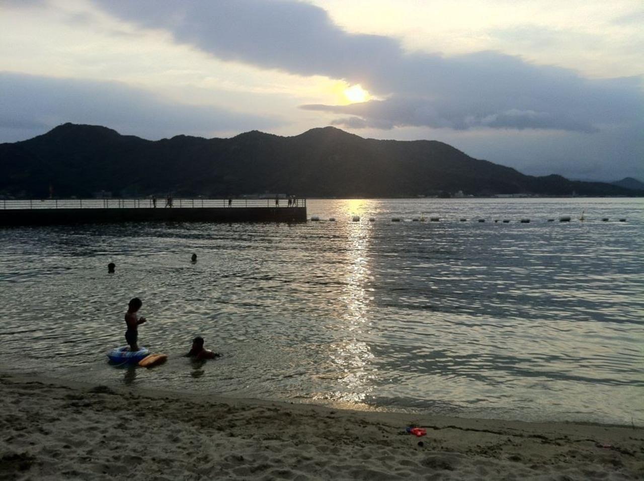 狩留賀海浜公園(ロマンチックビーチかるが)