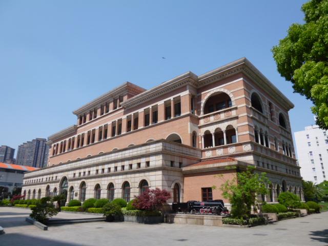 上海鉄路博物館Shanghai Railway Museum