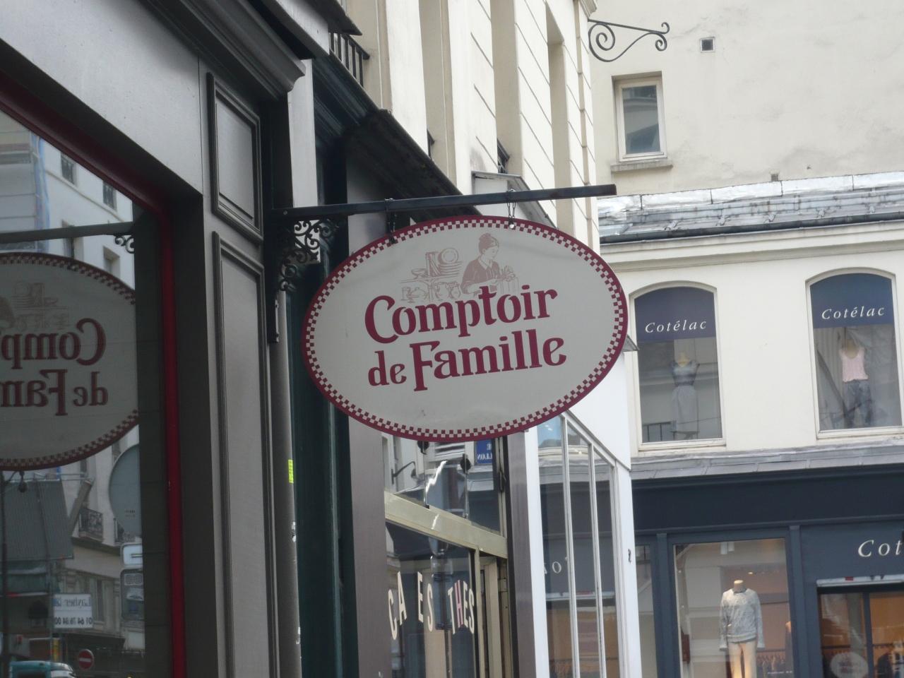 Comptoir de famille saint sulpice - Comptoir de famille online shop ...