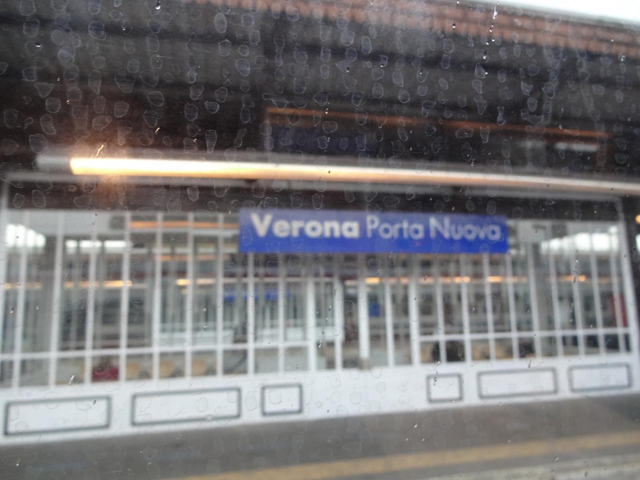 Stazione di verona porta - Mezzi pubblici verona porta nuova ...