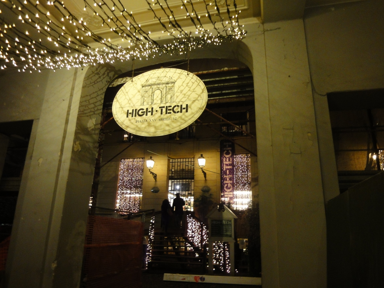 High tech for High tech milano