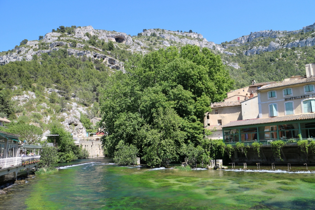 Office de tourisme - Fontaine de vaucluse office de tourisme ...