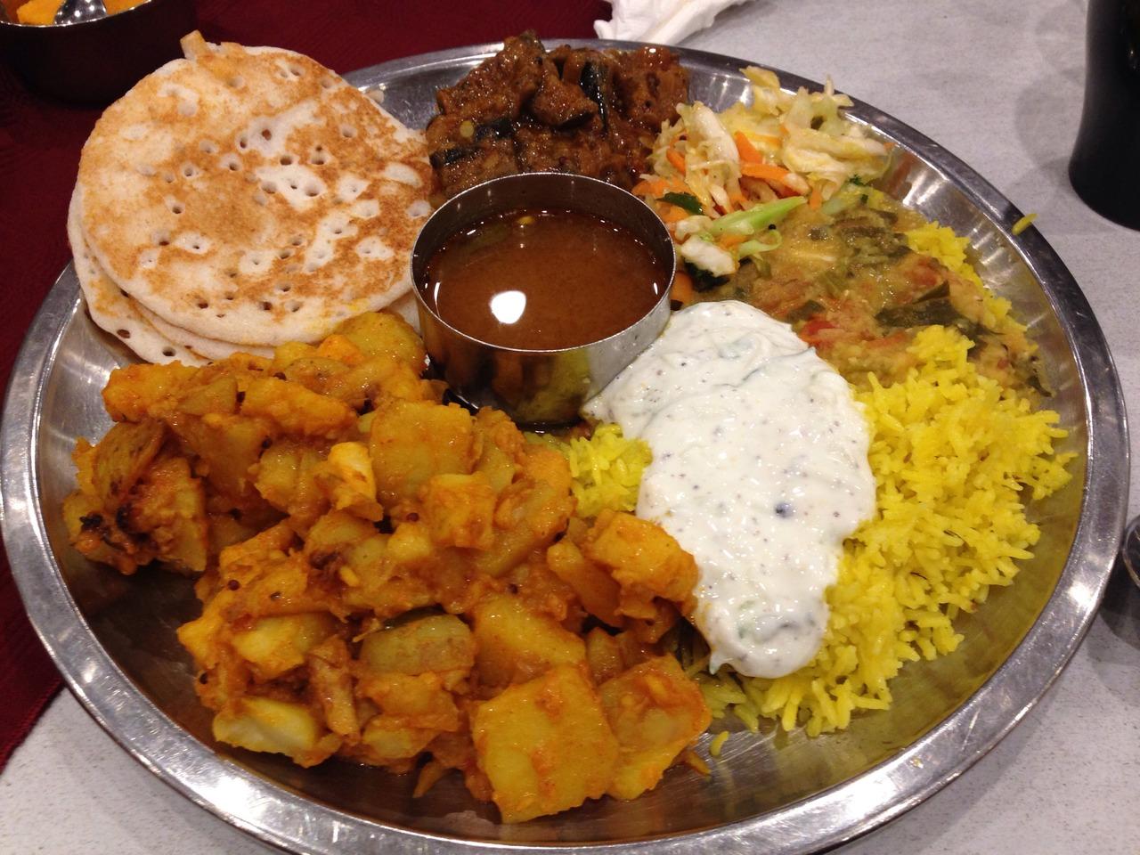 Indian Food Barrack Street