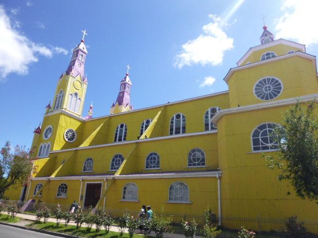 チロエの教会群の画像 p1_18