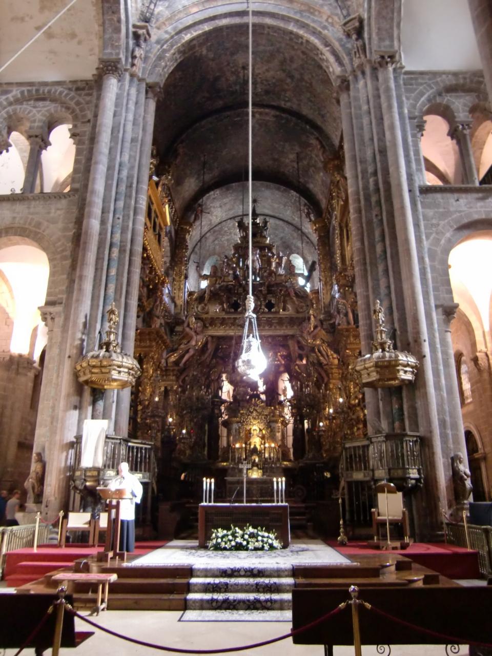 サンティアゴ・デ・コンポステーラ大聖堂の画像 p1_40