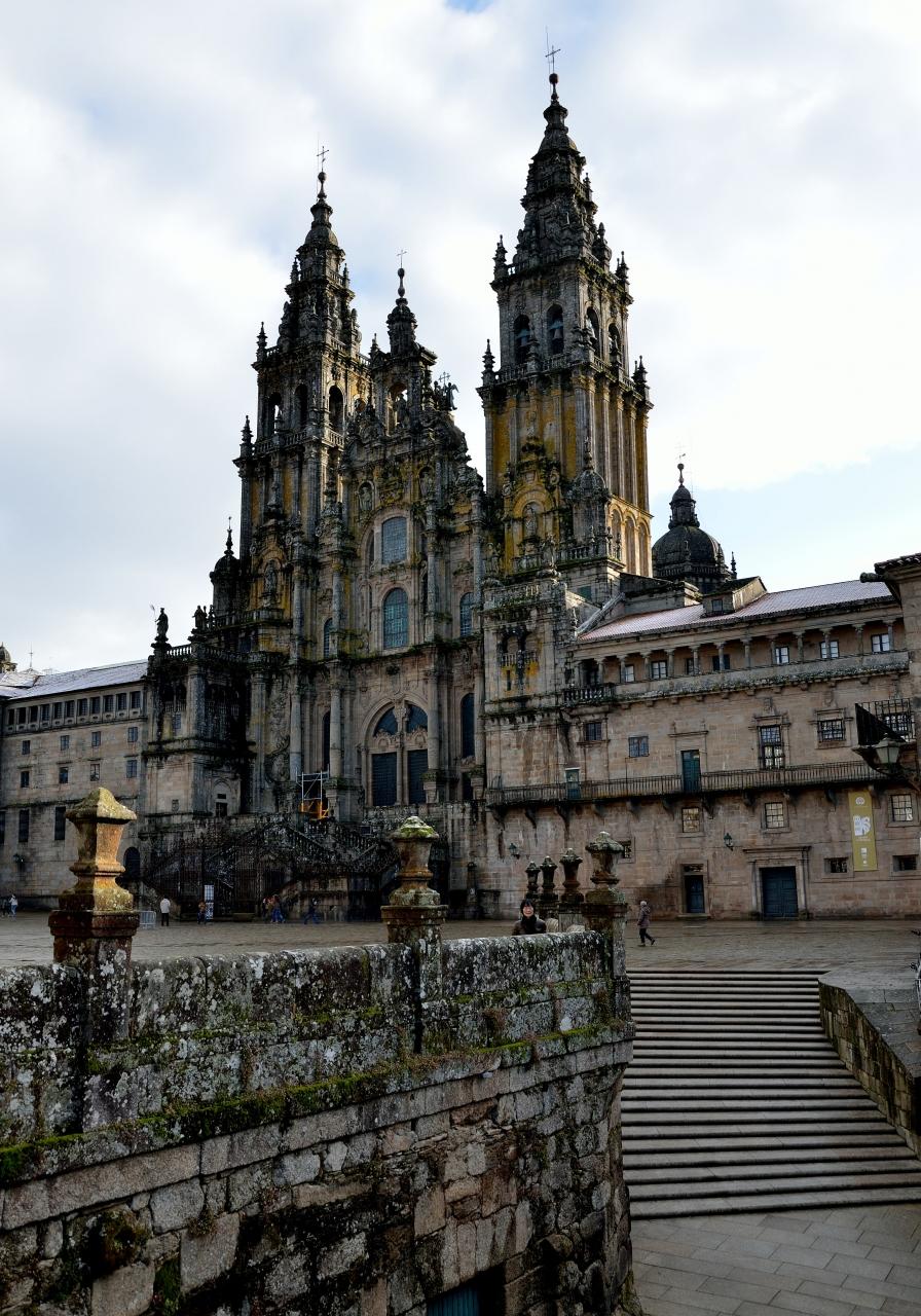 サンティアゴ・デ・コンポステーラ大聖堂の画像 p1_32