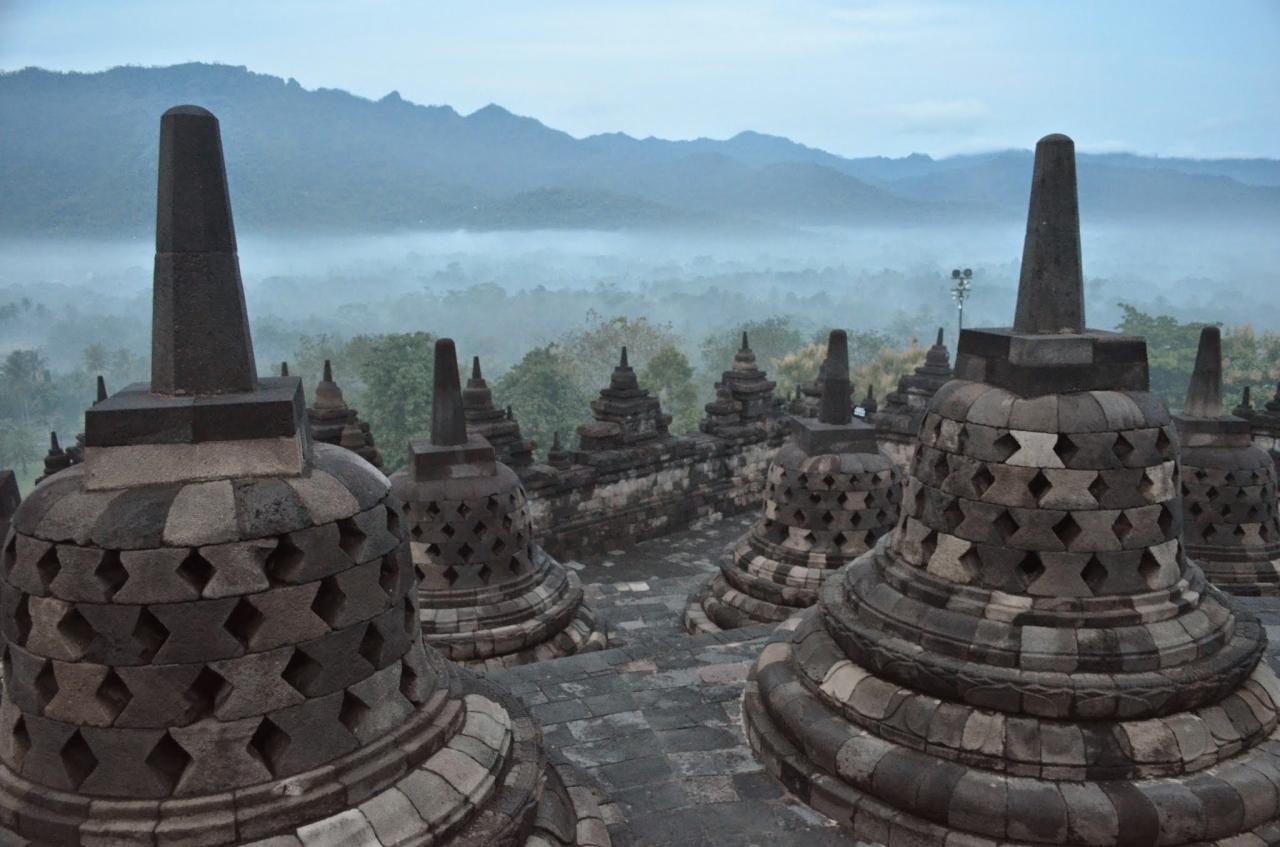 ボロブドゥール寺院遺跡群の画像 p1_28