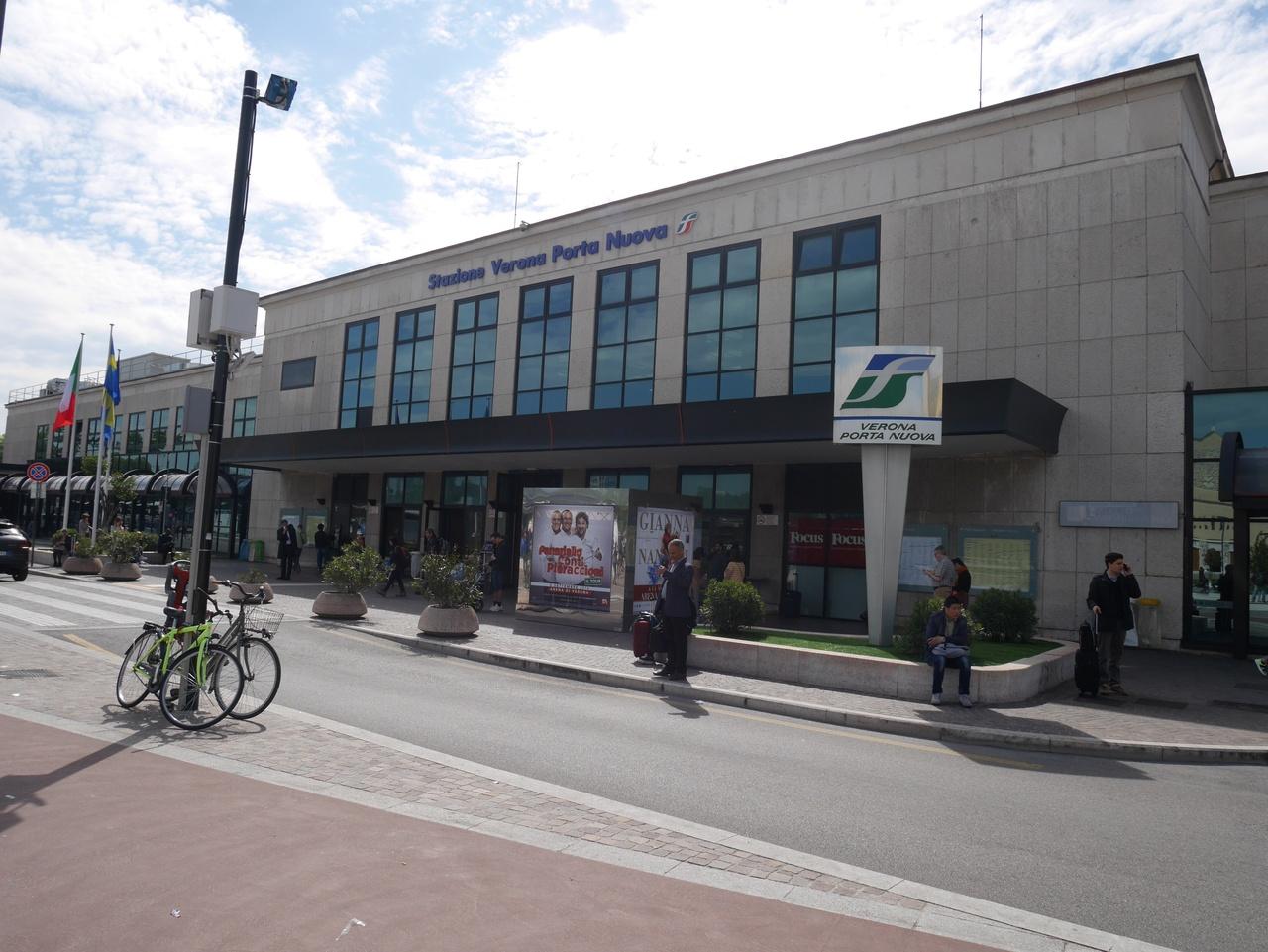 Stazione di verona porta - Stazione verona porta nuova indirizzo ...