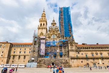 サンティアゴ・デ・コンポステーラ大聖堂の画像 p1_35