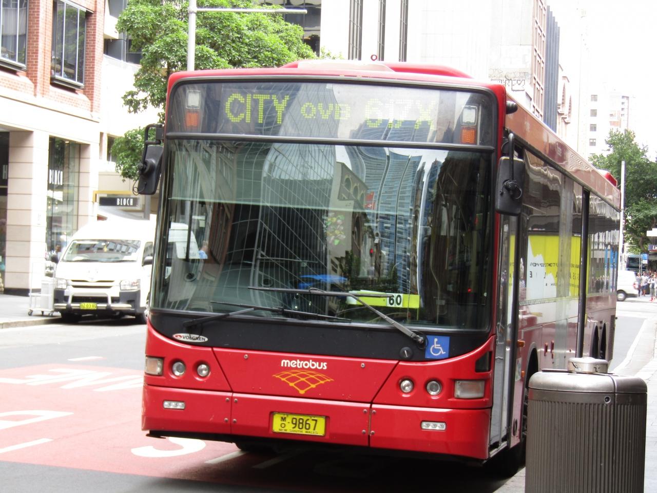 sydney bus 144 - photo#29
