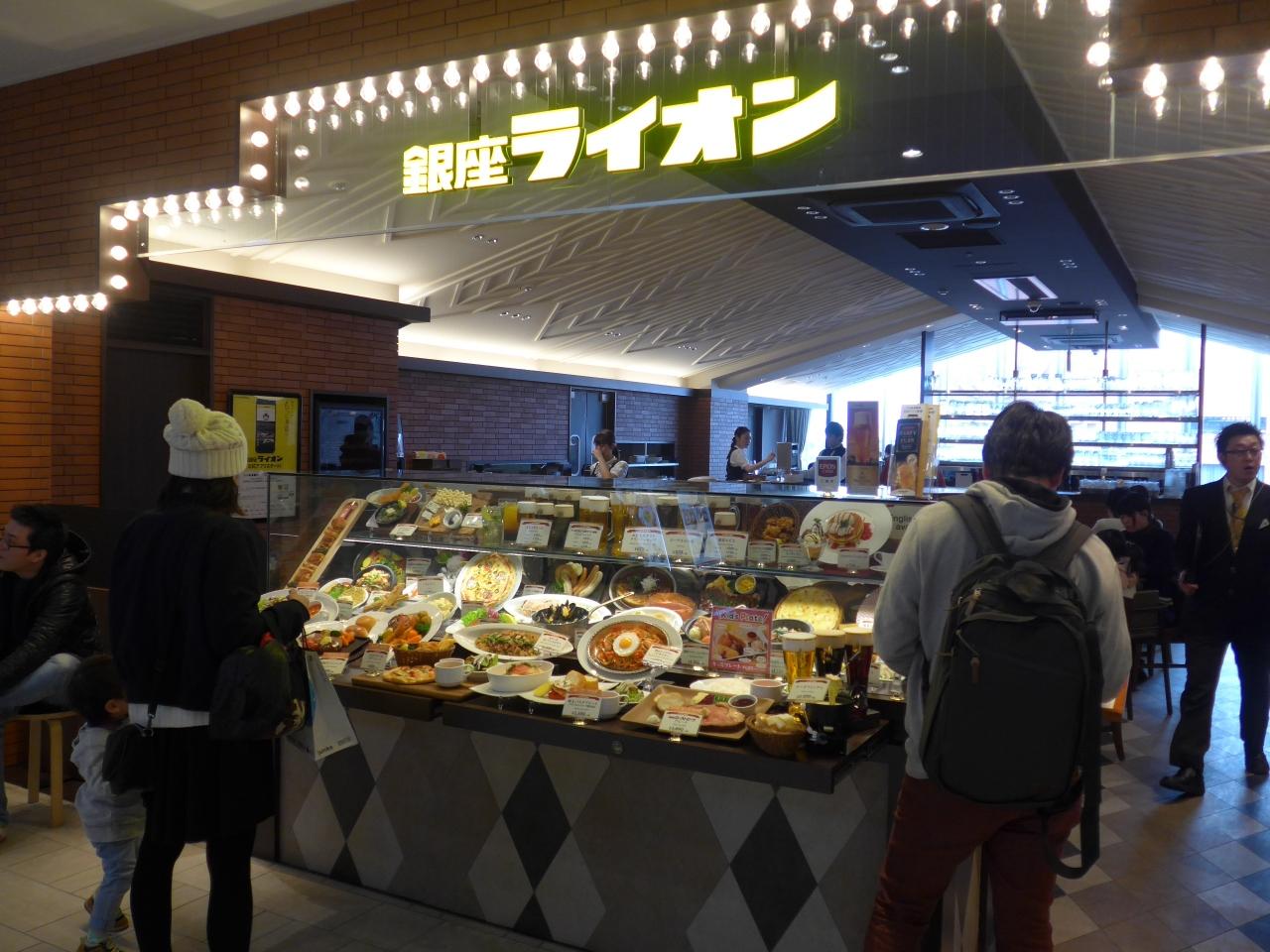 銀座ライオン KITTE博多店 クチコミガイド【フォートラベル】 博多