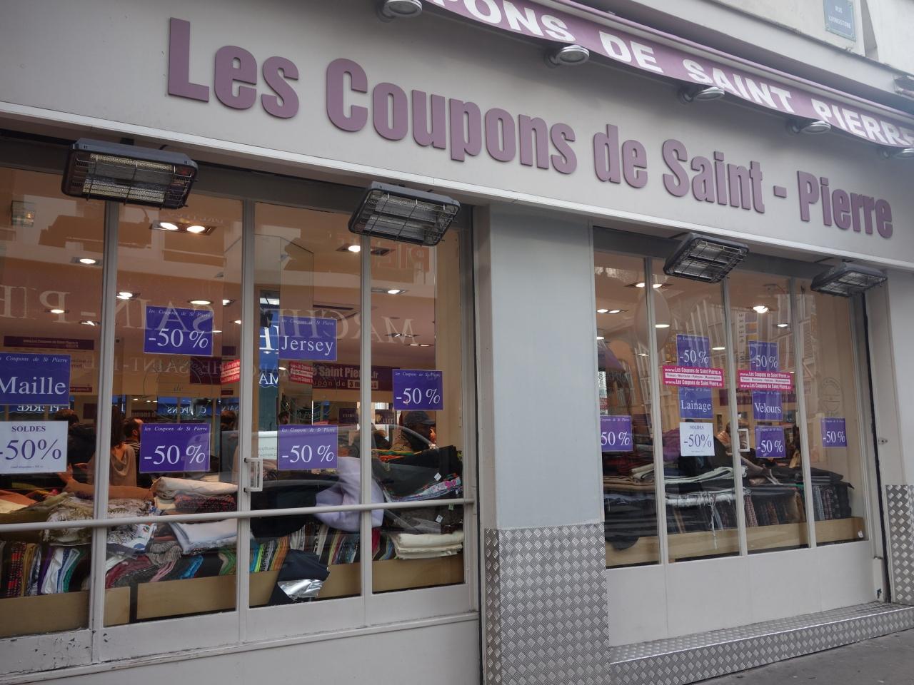 Les coupons de saint pierre - Les coupons de saint pierre paris ...