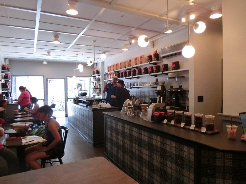 Gorilla coffee for 388 new american cuisine