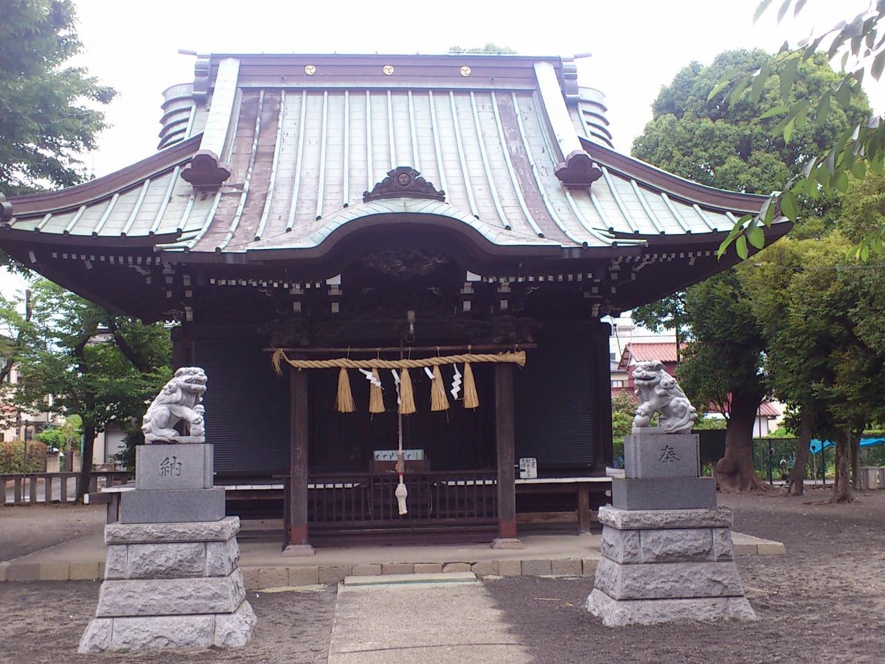 諏訪神社 (海老名市)