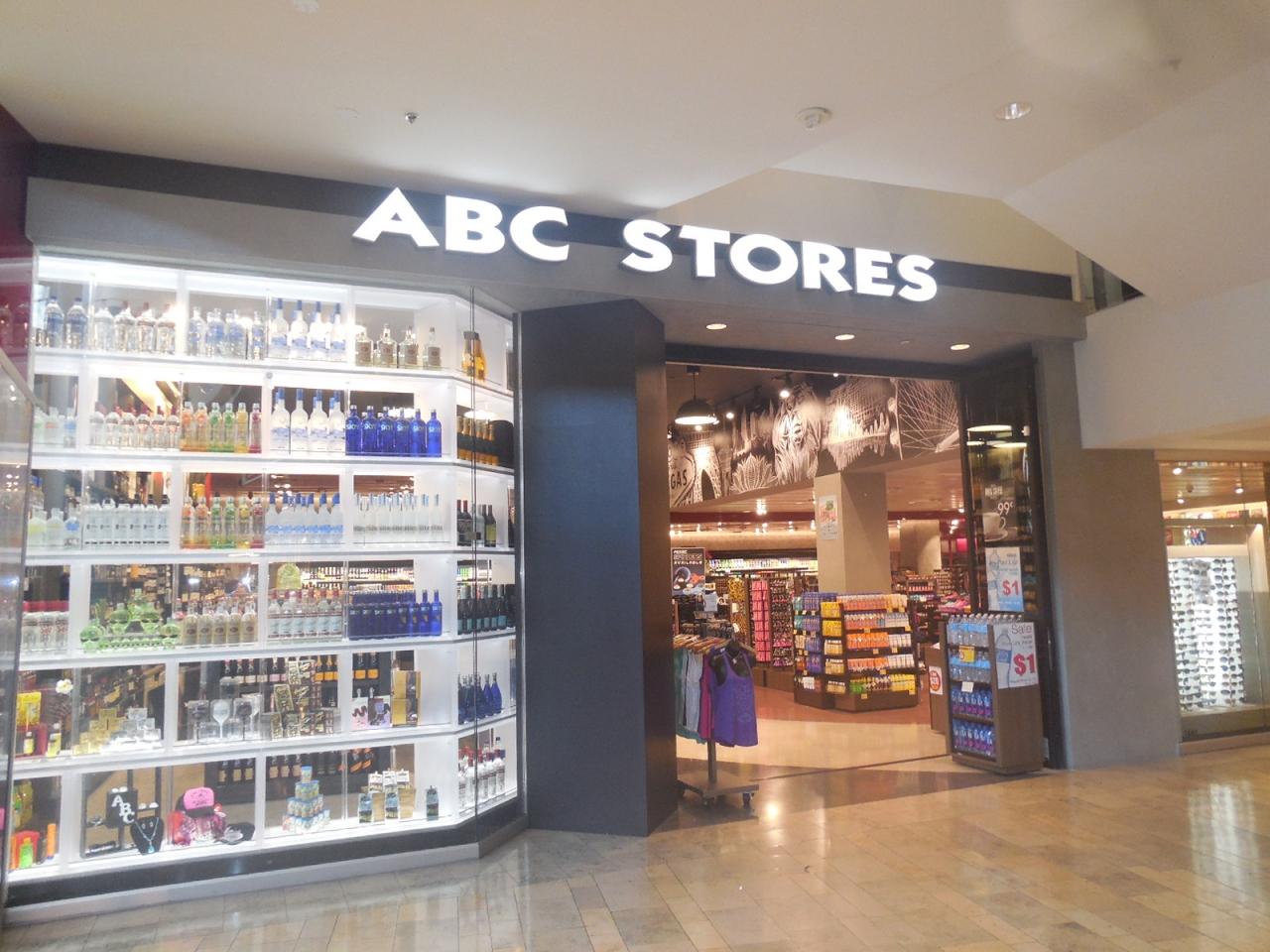 Abc clothing store