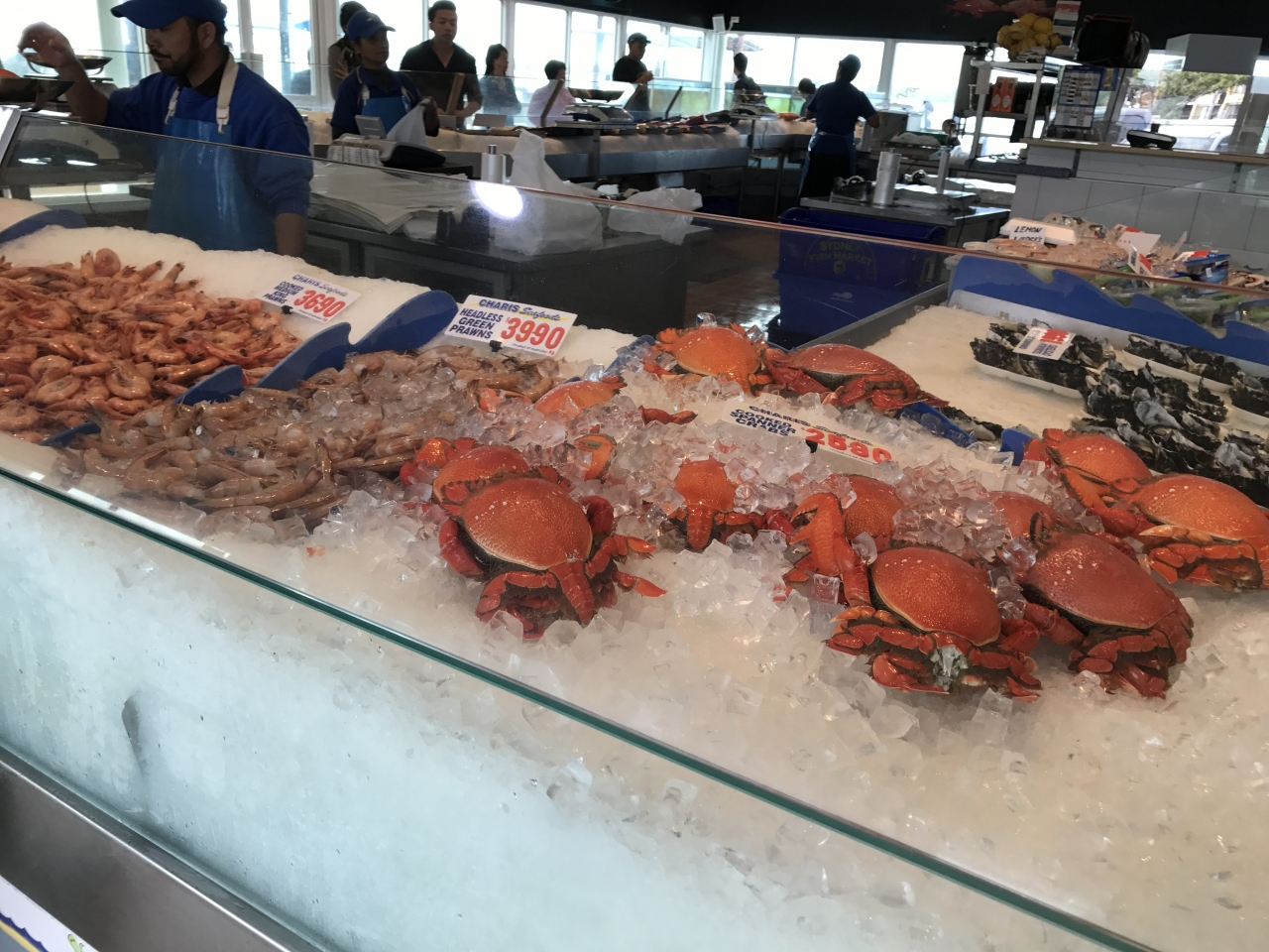 Charis Seafood Restaurant