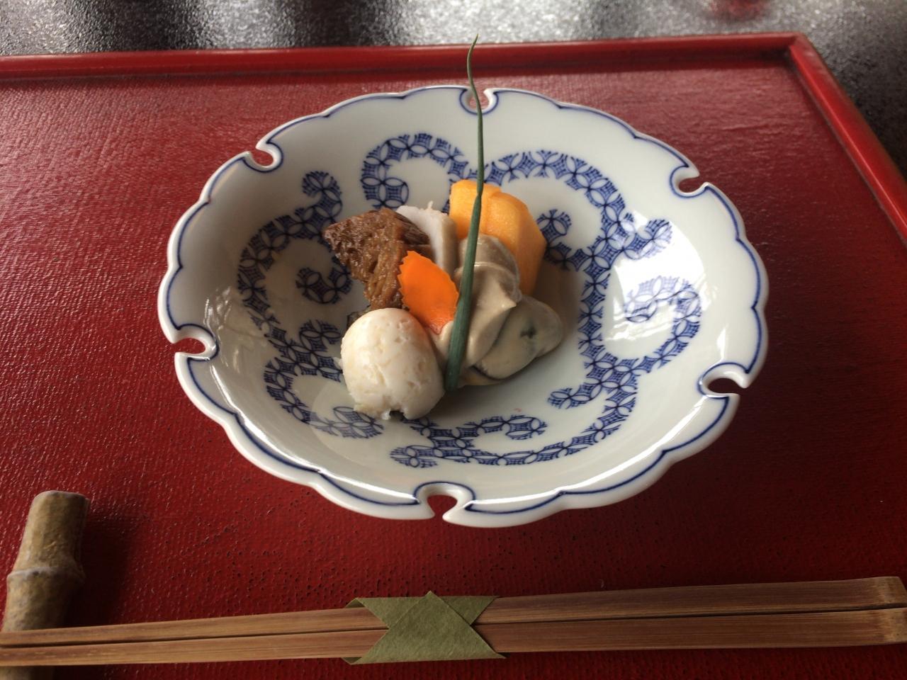 北鎌倉茶寮 幻董庵(鎌倉市:懐石料理)【e-shops】