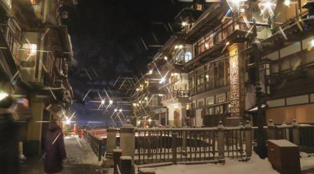 冬の山形を満喫 樹氷・温泉・船下りの旅へ! �1/2(仙台...