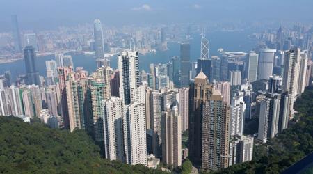 冬の香港2泊3日
