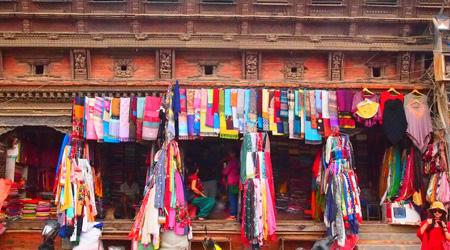 【震災後2年】ネパール一人旅 旅行記� 『美の都』パタンの下町風情