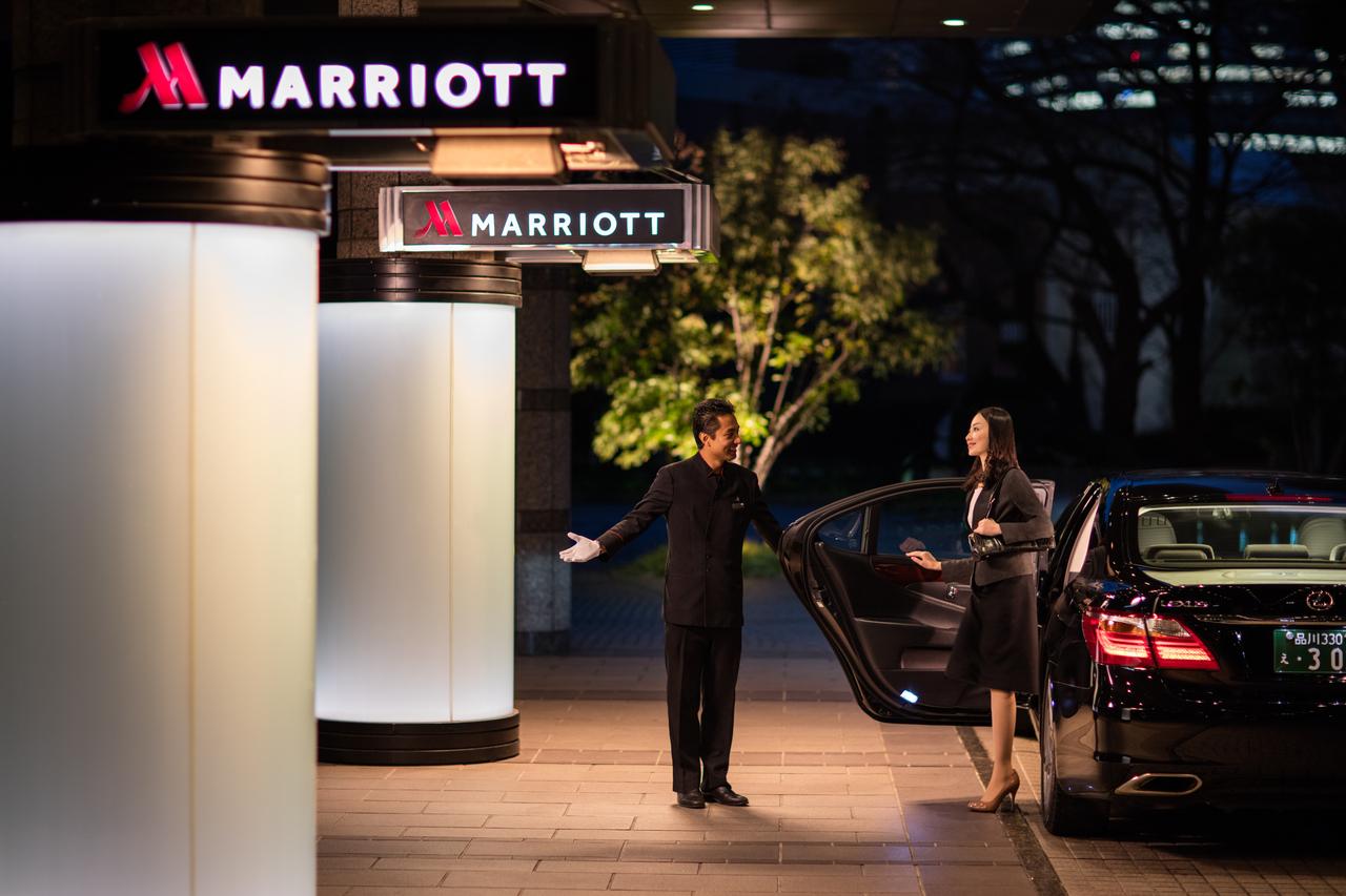 東京マリオットホテル 写真