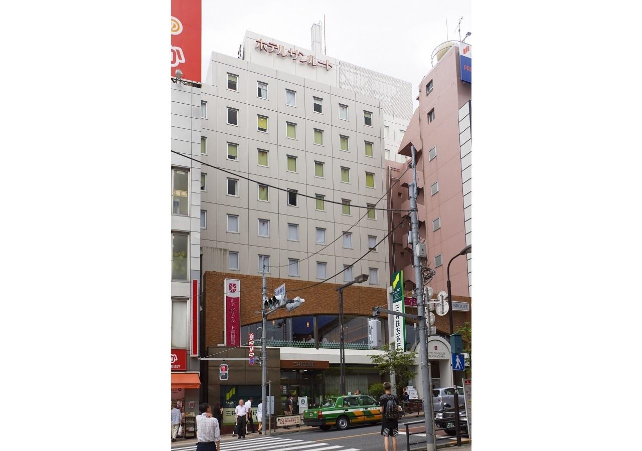 ホテルサンルート高田馬場 写真