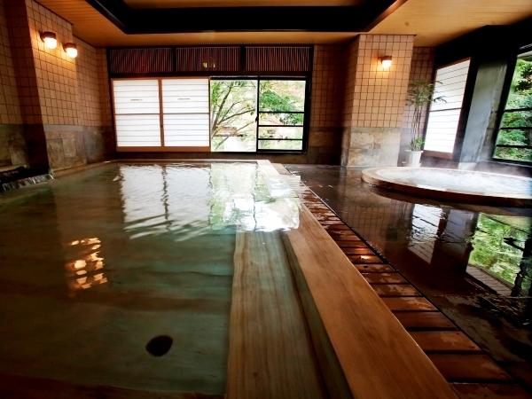 水上温泉 水上ホテル聚楽(じゅらく)