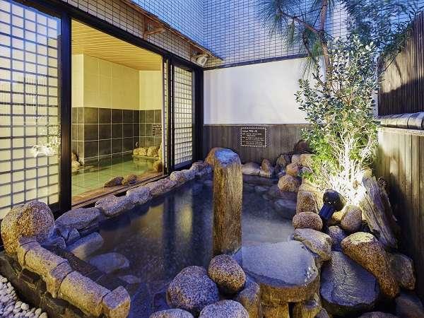 天然温泉 阿智の湯 ドーミーイン倉敷 写真