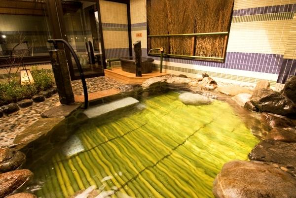 天然温泉 花蛍の湯 ドーミーインPREMIUM京都駅前 写真